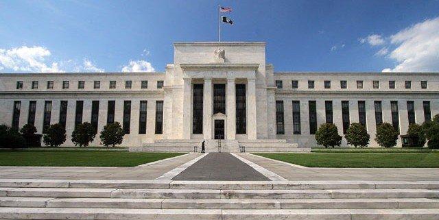 عدم تغییر نرخ بهره ، نتایج نشست فدرال رزرو، ساختمان فدرال ، نرخ بهره 0.5 آمریکا