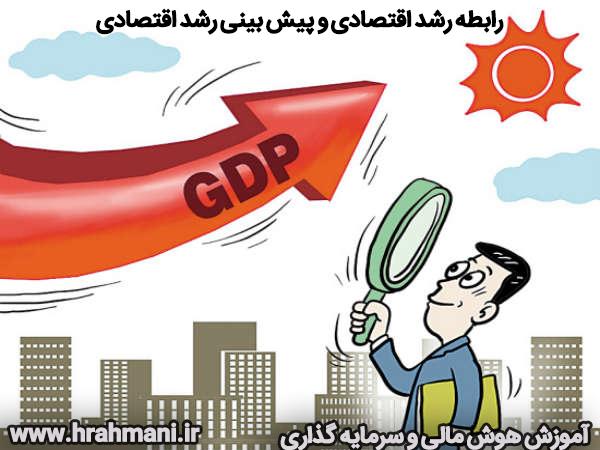 پیش بینی تولید ناخالص داخلی