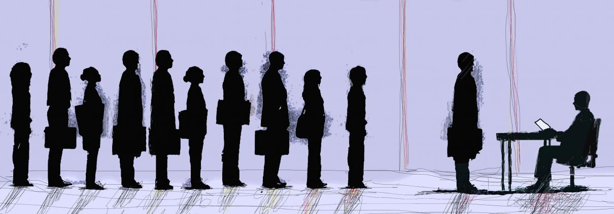 هوش مالی و هوش اقتصادی در بازیابی بیکاری