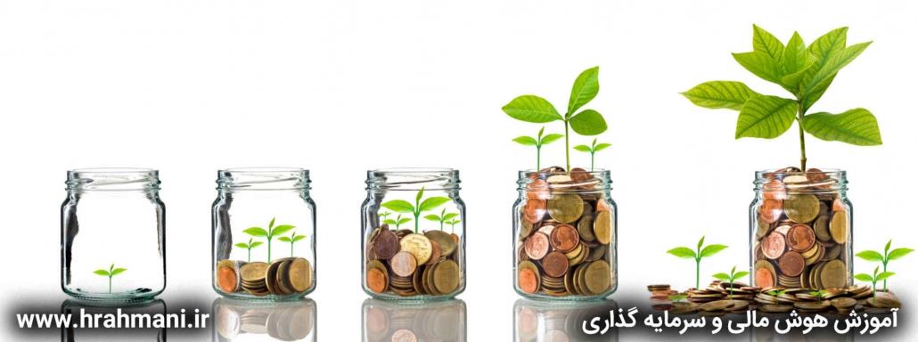 پس انداز و سرمایه گذاری با استفاده از هوش مالی