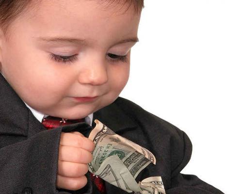 افزایش هوش مالی کودکان